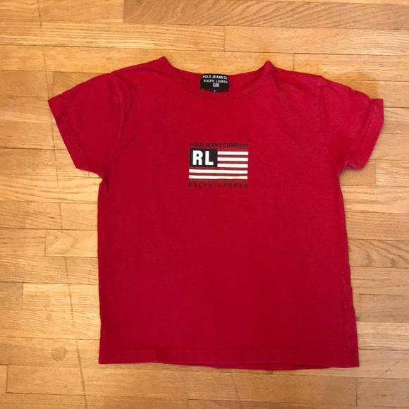 Shirt Lauren Jeans Company Tee Ralph Polo N8v0wmnO